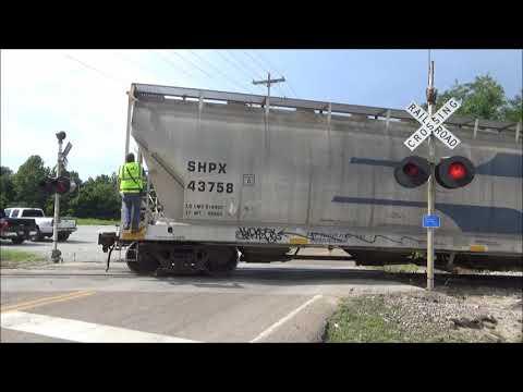 Riverside Drive Railroad Crossing #2, Jackson, TN