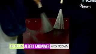 B-CLIP #296 ALBERT FAKDAWER - Aku Bosan