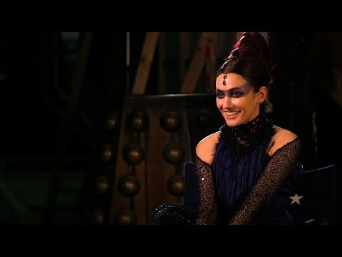 Orla Brady on Tasha Lem and The Time of the Doctor  Doctor Who: Christmas Special 2013  BBC One