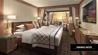 Обзор нового лайнера Seabourn Venture компании Seabourn Cruises от Антарес Тур