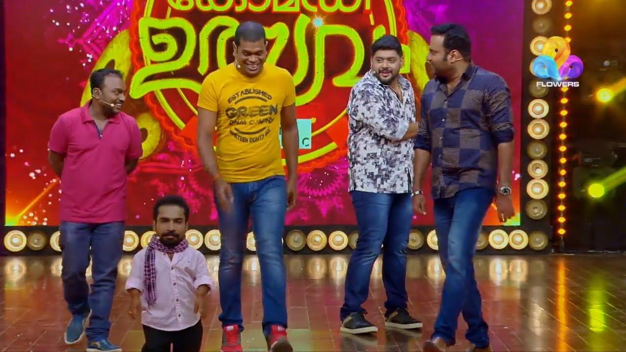 കോമഡി ഉത്സവവേദിയിൽ പാഷാണം ഷാജി | Comedy Utsavam | Viral Cut