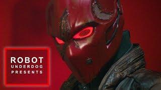 Red Hood IT - Robot Underdog Presents...
