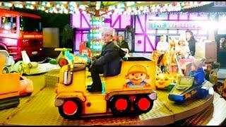 Kids Fun Playing Ride on Cars