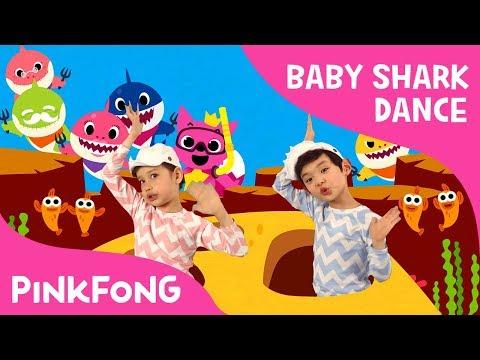 Go #BabySharkChallenge🙌🏼   | Lagu Tarian Asil Pinkfong Bayi Yu dari BabySharkChallenge | Pinkfong