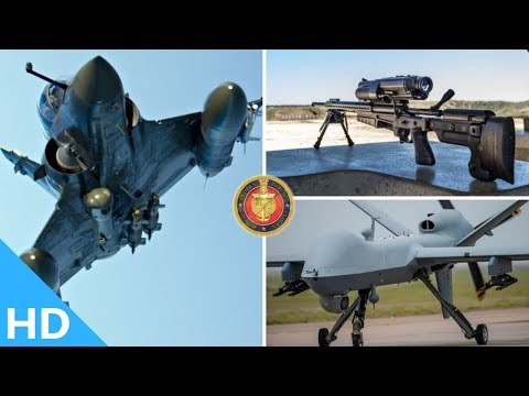 Indian Defence Updates : Barrett M95 Sniper Rifle For Army,New Armed UAV,Chandrayaan-2 by March