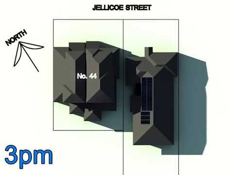 2d 22nd June Shadow Diagram Study Animation Youtube