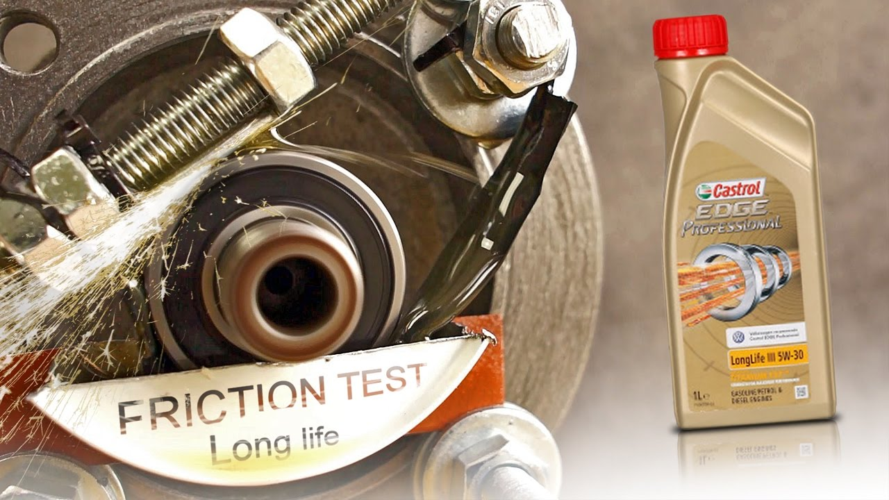 Castrol Edge Professional Longlife III 5W30 How well the engine oil protect  the engine?
