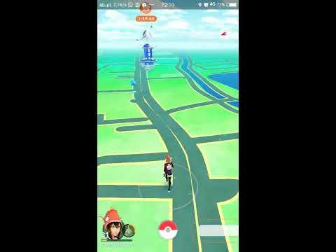 Heboh Legendary Lugia menjamur di Gym Pokemon Jakarta,  Pokemon Go Indonesia