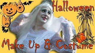 Favorite Halloween Makeup & Costumes Feat  Ice Queen Application