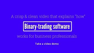 Binary options trading site script what is equity investment