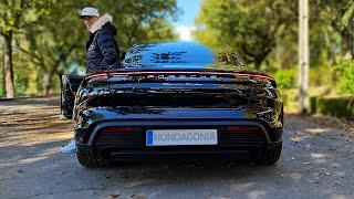 O MEU MUITO OBRIGADO ❤️ [Porsche Taycan Turbo S]