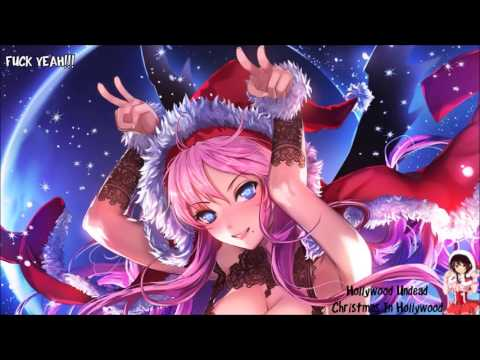 Nightcore~Christmas In Hollywood