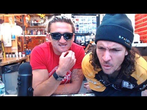 Download Youtube: Casey Neistat Livestream Highlights