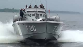 Torpedo Boat T56 5.000hp Dieselpower Nice sound [HQ]