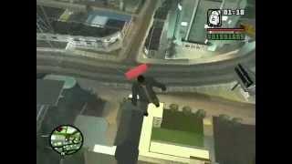 GTA San Andreas Gizli Silah Yerleri 2