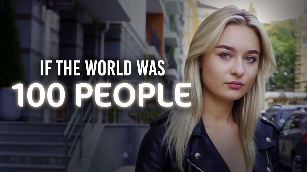If The World Was 100 People | by Jay Shetty
