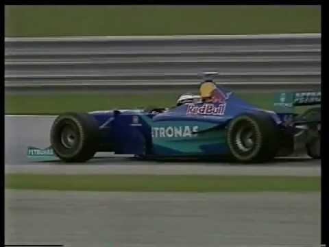 Amazing final seconds of 1998 Austrian GP Qualifying