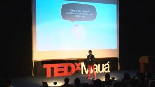 O que vi no vale? | Gabriel Benarrós | TEDxMauá