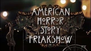 Американская История Ужасов - 4 сезон - Заставка