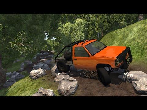 BeamNG.drive - Treemap