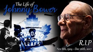 The Life of Johnny Bower