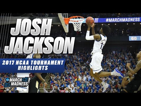 2017 NCAA Tournament: Kansas' Josh Jackson