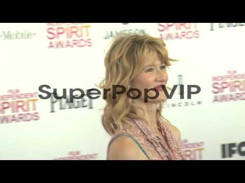 Laura Dern at the 2013 Film Independent Spirit Awards - A...