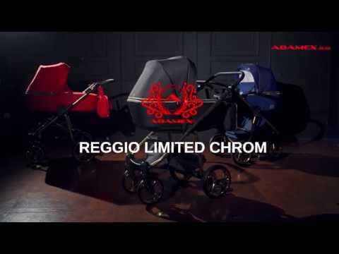 Adamex Reggio Limited Chrom
