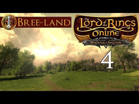 Let's Play LOTRO #4: Michel Delving