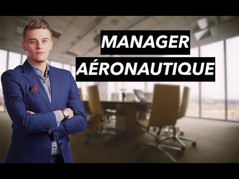 Comment devenir MANAGER DANS L'AERONAUTIQUE ?
