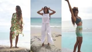 LVA Clothing Video Production - The Scenes at Phuket Thailand