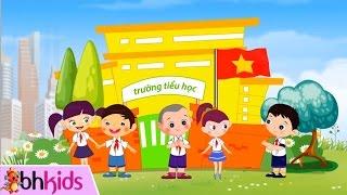 Em Yêu Trường Em - Liên Khúc Nhạc Thiếu Nhi Hay