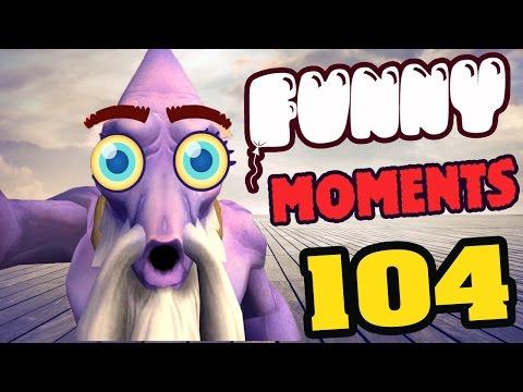 Dota 2 Funny Moments 104