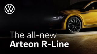 Modern art that you can drive soon | The all-new Arteon R-Line