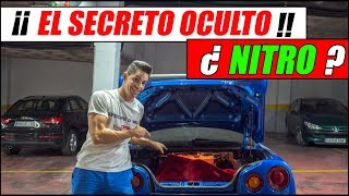 ¡¡ THE MOST BRUTAL SURPRISE OF MY NISSAN SKYLINE GTR R34 !! ¿HAS NITRO? | Supercars of Mike