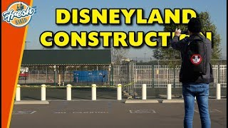 NEW Parking soon at Toy Story lot - Disneyland Construction | 11/02/19 pt 80