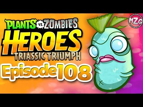 Boom at the Backyard Brawl! - Plants vs. Zombies: Heroes Gameplay - Episode 108