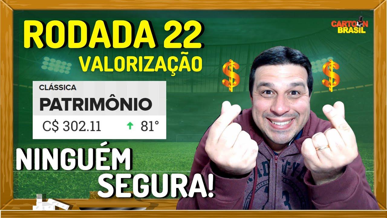 Download DICAS VALORIZAÇÃO RODADA 22 - ANÁLISES, ESTRATÉGIAS E ESCALAÇÃO - CARTOLA FC 2021