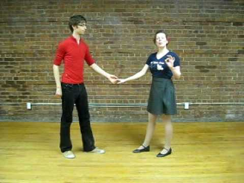 Toronto Dance Lessons: Rock n' Roll Steps - Basic Turns