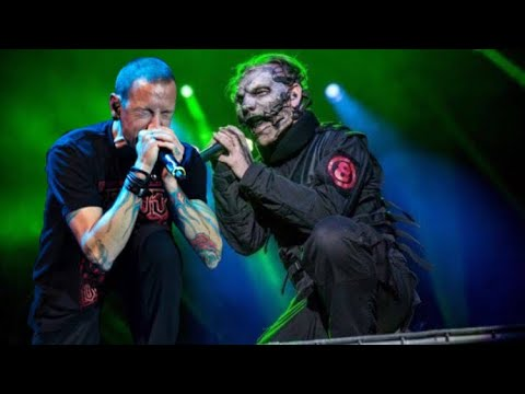 Slipknot/Linkin Park- Before I Blackout [HD] [VIDEO] [MASHUP]