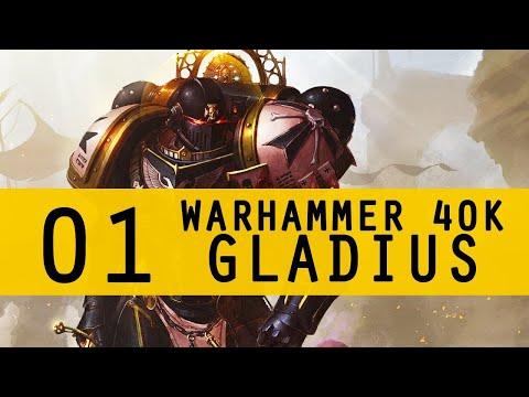 Warhammer 40K Gladius Relics of War...