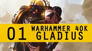 Warhammer 40K Gladius Relics of War Gameplay Let
