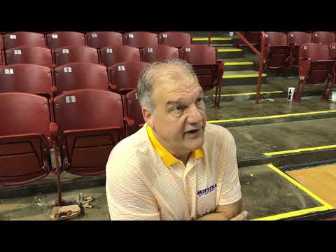 MBB: Hofstra Coach Joe Mihalich Postgame vs. Dayton (11/16/17)