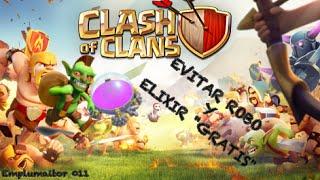 Emplumaitor 011 - Evitar robo y elixir ¡GRATIS! - Sucos Clash of Clans
