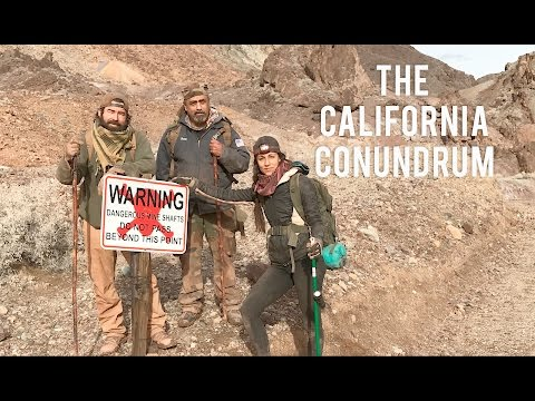 Changes On The Horizon - The California Conundrum
