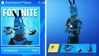 the New FREE SKIN BUNDLE in Fortnite! (FREE Fortnite Skin)