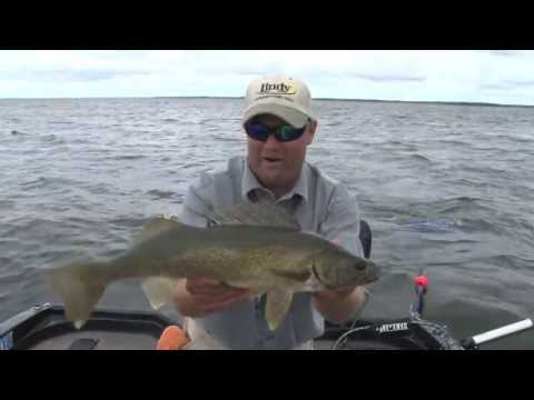 Fish Ed 016 How To Catch Windy Day Walleye