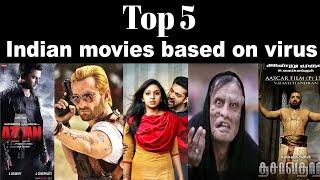 Top 5 Indian VIru$ Based Film   Azaan   Go Goa Gone   Miruthan   Indian VIru$ Based Full Movie Hindi