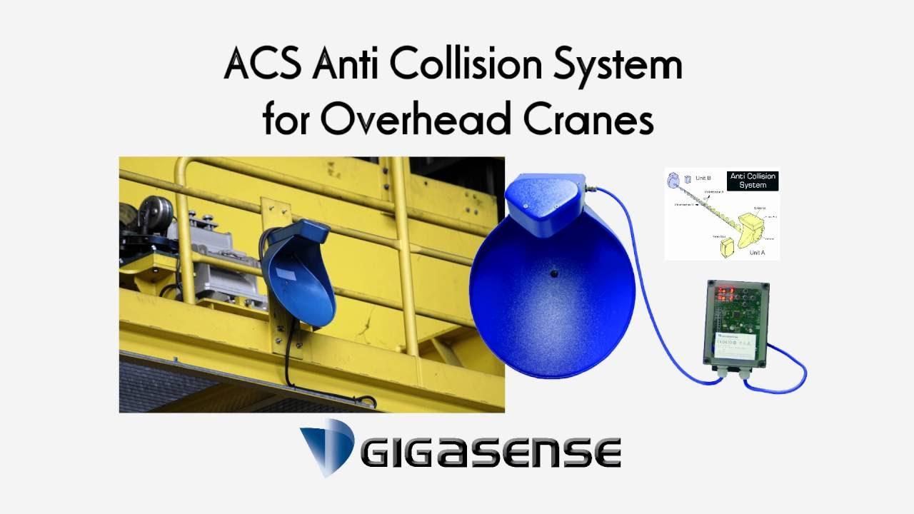 Gigasense Ii Acs Anti Collision System Youtube