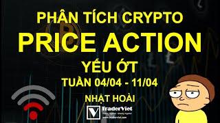 Phân Tích Crypto Theo Price Action - Yếu Ớt - Tuần 04/04-11/04